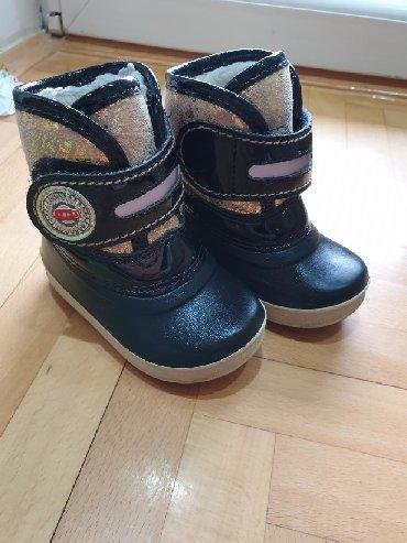 Olang - Srbija: Olang cizme, kao nove! Ne propustaju, jako su tople, vel 20, ug 12.5cm