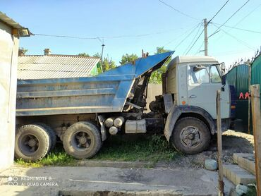 Трактор т 25 цена бу - Кыргызстан: Продаю или меняю камаз на легковую машину с доп мне