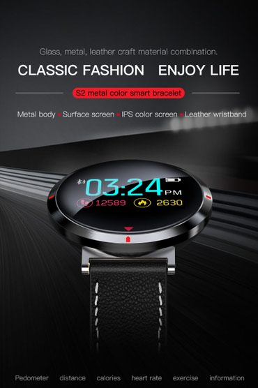 "Smart watch ""Senbono"" S2 - Belgrade"