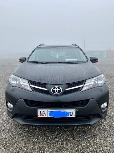 Toyota RAV4 EV 2.2 л. 2013 | 126650 км