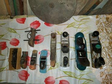 Рубанки, 3 справа новые ( масло ) остальные в отличном состоянии! в Бишкек