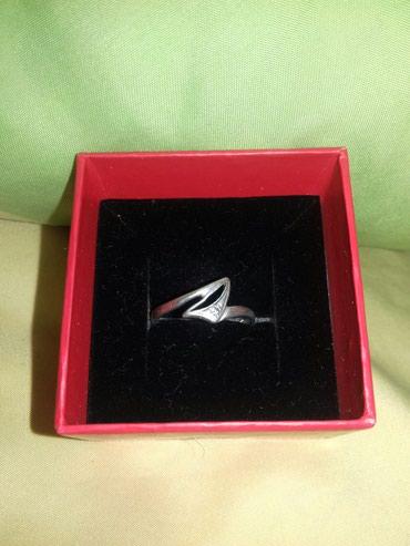 Серебряное кольцо 925 пробы, 18-го в Бишкек