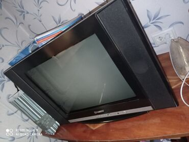телевизор самсунг 54 см в Кыргызстан: Продам телевизор работает отлично