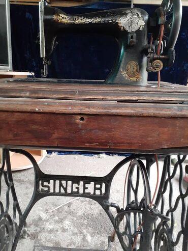 """обувная швейная машинка бу купить в Кыргызстан: Швейная машинка """"Зингер """""""