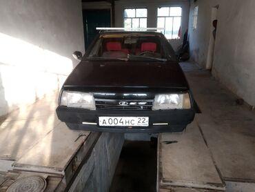 ВАЗ (ЛАДА) - Кызыл-Адыр: ВАЗ (ЛАДА) 2109 1.5 л. 1996