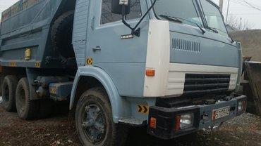 продаю камаз 5511 самосвал 1992 года. в отличном  состояний. машина бы в Бишкек - фото 2