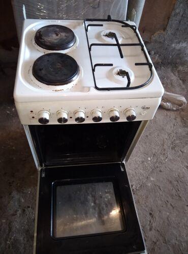Печка +духовкой+газ плита иштейт баары