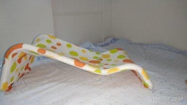 Bakı şəhərində Лежанка для купания новорождённого ребёнка.