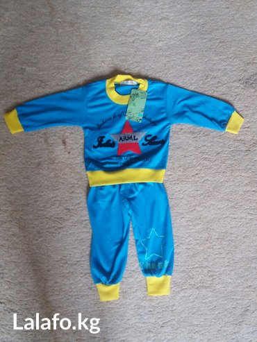 Продаю детский костюм для мальчиков на 4-5месяцев. в Бишкек