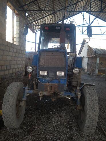 Трактор юто 404 - Азербайджан: Traktor kotan bir yerde qidrovik rol ela vezyetde