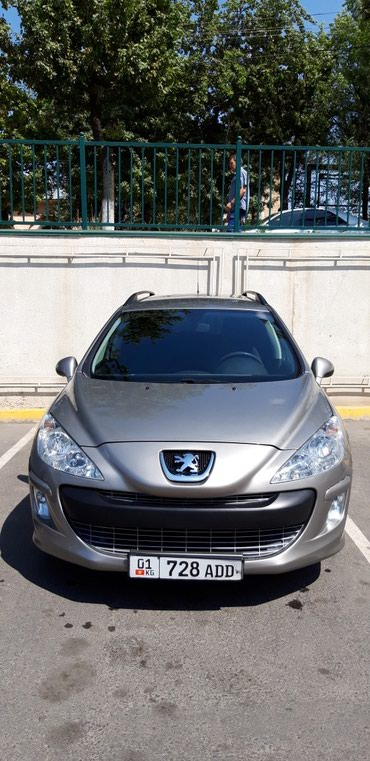 Peugeot 308 2010 в Бишкек