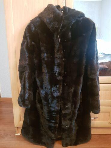 линзы шаринган бишкек в Кыргызстан: Шуба из Норки. Натуральный мех. Одевала от силы раз 10. Очень тёплая