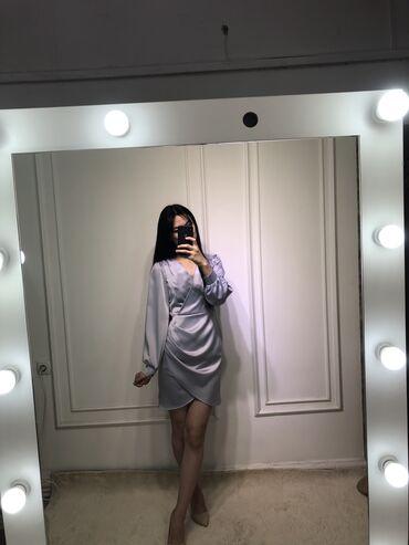 вечернее платье шелк в Кыргызстан: Шелковые платья  Приятная к телу ткань  Все новое, неношенное!