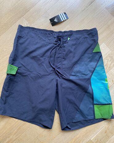 шорти в Кыргызстан: Пляжные шорты Adidas оригинал, покупали в Дубае