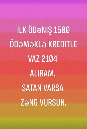 2104-vaz - Azərbaycan: VAZ (LADA) 2104 2020
