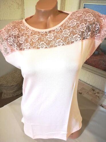 Košulje i bluze | Srbija: Nova zenska bluza sa cipkom Epkyn. Turska. Vrlo dobra zenska bluza za