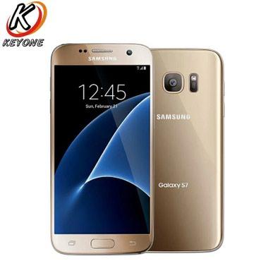 Samsung-galaxy-s7 - Азербайджан: Новый Samsung Galaxy S7 32 ГБ Желтый