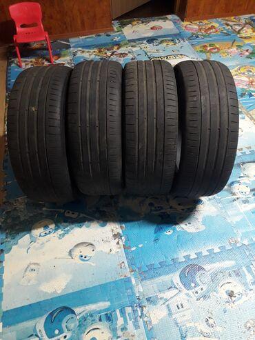 Шины и диски - Лето - Ак-Джол: Продаю шины летостояли на RX330235/55 R18. В отличном состоянии без