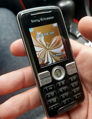 Sony Ericsson - Bakı: SonyEricsson K510i. Ideal veziyyetde.Ustunde orginal