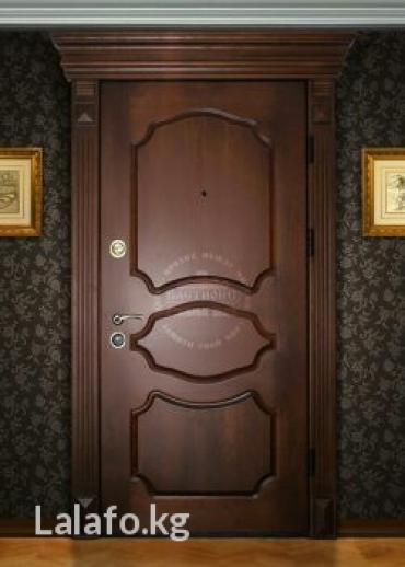 железные двери бишкек в Кыргызстан: Куплю двери б/у железные утепленые