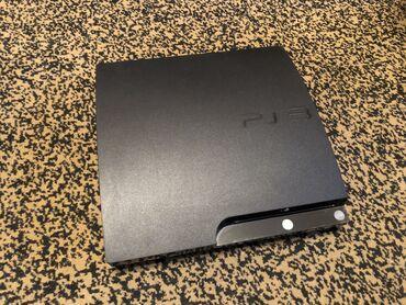 best playstation в Кыргызстан: Продаю PS3 Slim 120GB. Приехала из США в этом году. В комплекте приста