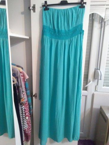 Duga haljina americi - Srbija: Duga haljina, m