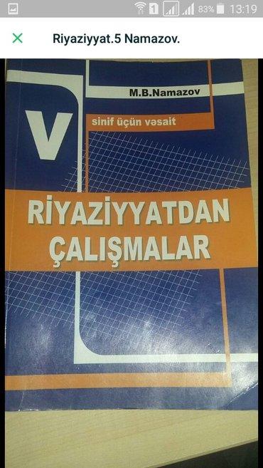 Bakı şəhərində Riyaziyyat 5 ci sinif Namazov. yenidir.