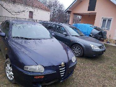 Alfa-romeo-spider-3-2-at - Srbija: Alfa Romeo 147 polovni auto delovi.Limarija, motorna grupacija