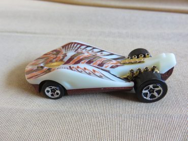 Hotwheels Super Stinger σε Chalandri