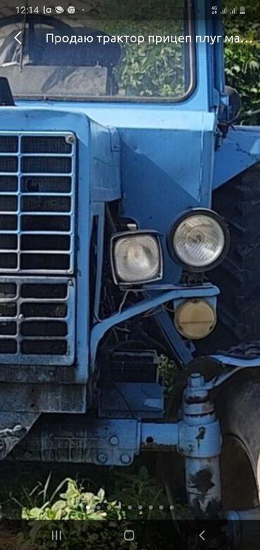 Авто услуги - Кара-Балта: Услуга трактораимеется плуг, роторная косилка, гребка, пресс