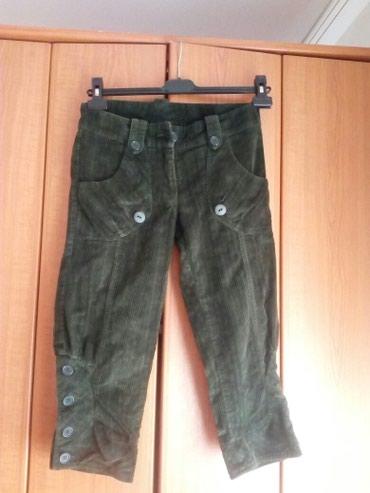 Todor pantalonice 3/4, od somota, s velicina - Beograd