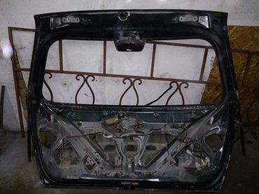 Продаю крышка багажника тайота Авенсис 2002 год в сборе без стекла в Токмак