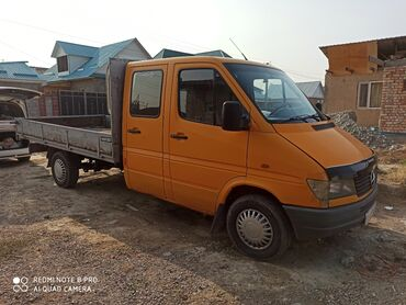цеф 3 цена в Кыргызстан: Срочно продаю спринтер 312 дубль кабина макси база бортовой 3.5длина