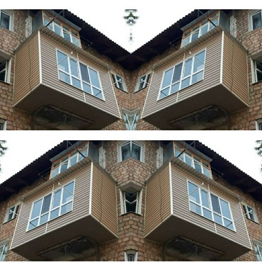 Капитальное Утепление балконов в Бишкек