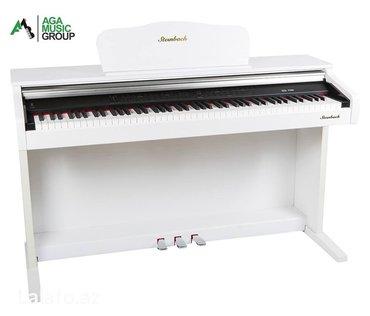 Bakı şəhərində Keyfiyyətli və zövqlü pianinolar istehsal edən Steinbach.a, Medeli.ə