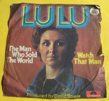 "Lulu singl. A: ""the man who sold the world"" (tekst i muzika: david - Beograd"