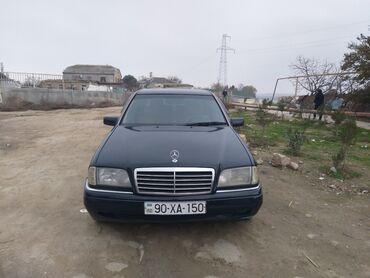 bmw 318 1994 - Azərbaycan: Mercedes-Benz C-Class 1.8 l. 1994 | 800000 km