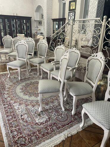 659 объявлений   СТУЛЬЯ, ТАБУРЕТЫ: Продаю стулья в идеальном состоянии, как новые. Производство