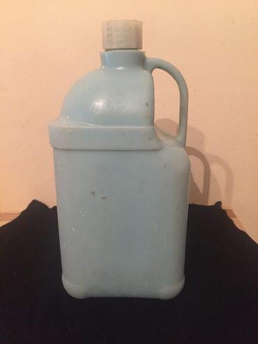 bidonu - Azərbaycan: Qedimi bidon. 5 litr tutur. SSSR-in vaxtindan qalib. Cox keyfiyyeidir