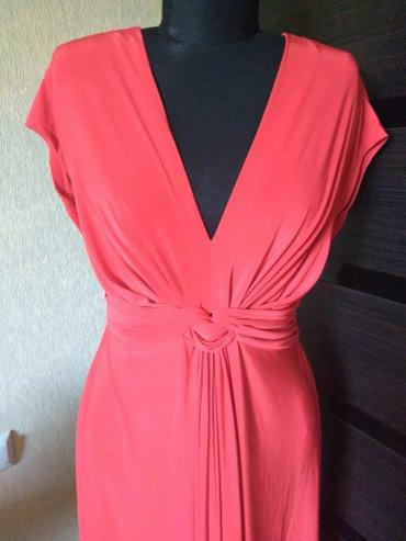 вечернее платье 52 54 размер в Кыргызстан: Продаю платье трикотажное(лайкра) в отличном состоянии размер 52-54.на