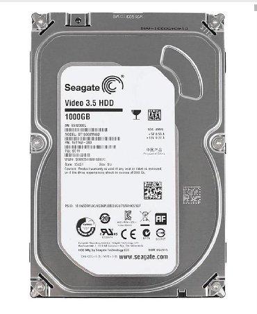 hardisk - Azərbaycan: 1TB Seagate video 7/24 hardiskKamera ve pc komouterler ucundur 5900