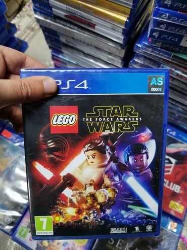 star 2 - Azərbaycan: Ps4 lego star wars