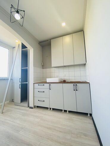 панельные дома в бишкеке в Кыргызстан: Продается квартира: 1 комната, 45 кв. м