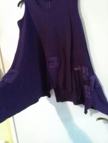 Tunika haljina novoooo,samo oprano za krupnije dame,veliki mi broj. - Sombor
