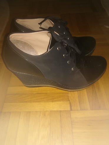 Zenske cipele, ocuvane, platforma br 39 - Belgrade