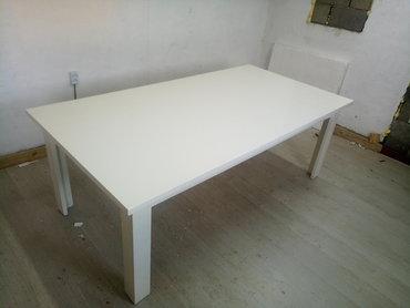 длинные платья с длинным рукавом в Кыргызстан: Гостевой стол, можно и на кухню, стол в хорошем состоянии.Б/у, цвет
