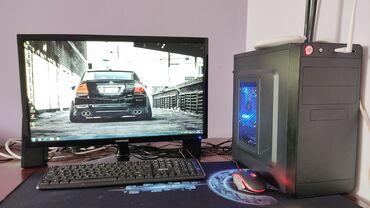процессоры amd в Кыргызстан: Продаю игровой компьютерМатеринская плата-Gigabyte