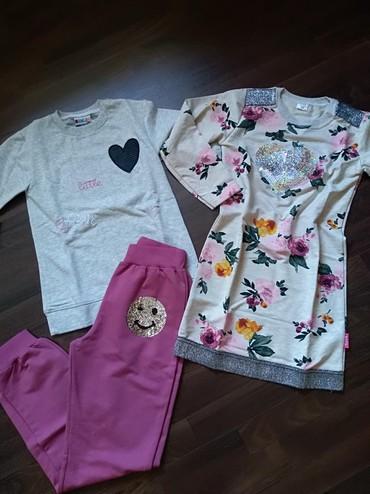 Dečija odeća i obuća   Ruma: Komplet nove garderobe za devojčicu. Veličina 10. Cena je za ceo