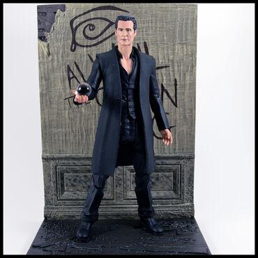 Figura - Srbija: Dark Tower akciona figura Matthew McConaughey Man in Black 17 cm