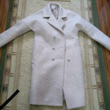 Пальто, женское, новое, размер 46-48, на весну - очень стильное в Бишкек